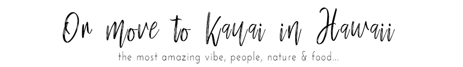 Or move to Kauai in Hawaii