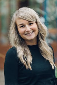 Researcher & data analyst - Susanne